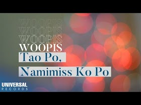 Tao Po, Namimiss Ko Po by Woopis [Official Lyric Video]