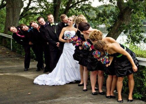 как сфотографировать на свадьбе гостей: