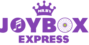 Mr. B's Joybox Express logo