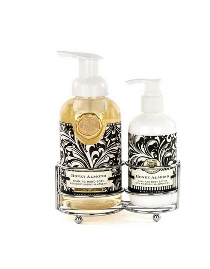 Honey Almond Handcare Caddy Gifts And More
