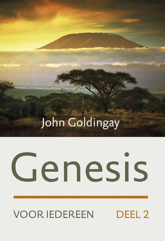 GENESIS VOOR IEDEREEN DEEL 2 : John Goldingay, 9789051945027