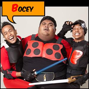 Kumpulan Bocey Biodata