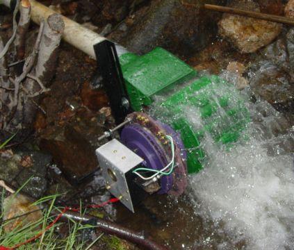 تولدها الطاقة الكهرمائية