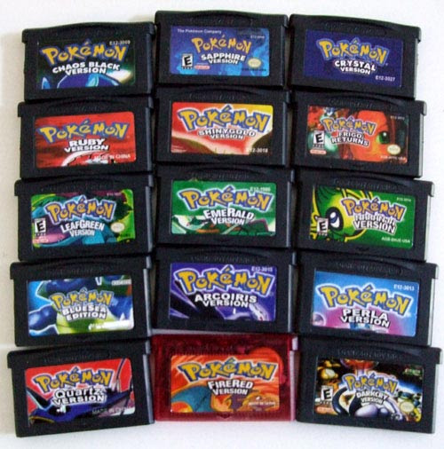 Pokemon GBA ROMs \u2013 A Must for Every Collector