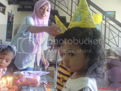B'day Anak Saupi at Photobucket