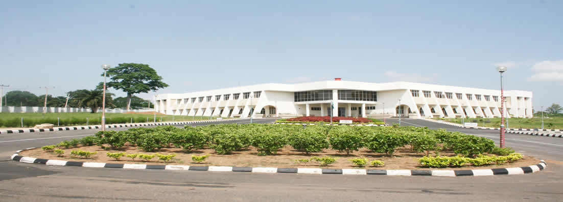 Image result for the international conference centre in ibadan