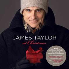 Listening to:  James Taylor At Christmas