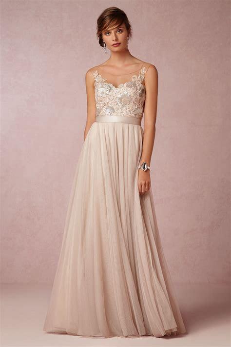 Rose Gold Sequin Bridesmaid Dress   Bridesmaid Dresses