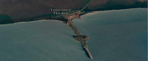 Vista de Embarcadero Palo Alto