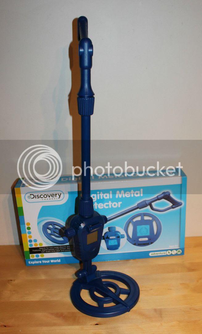 toy metal detector
