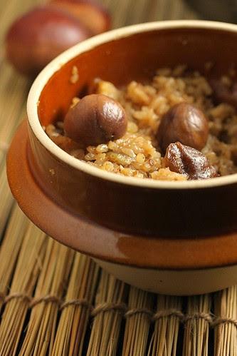 Chestnut Rice 4