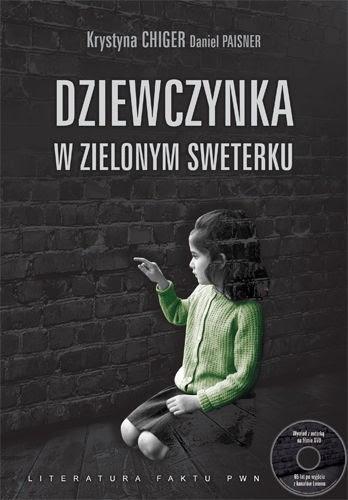 Dziewczynka w zielonym sweterku - Krystyna Chiger