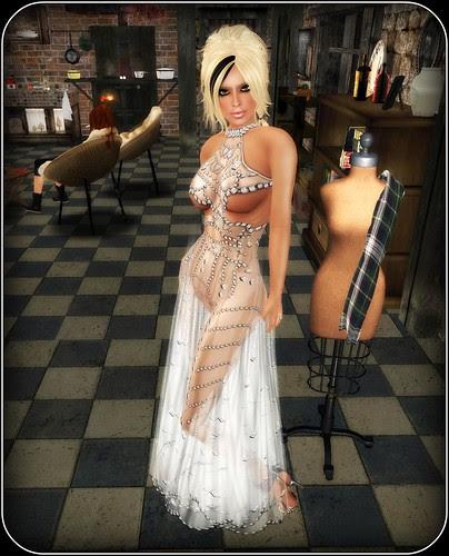 Seldom Blue- Sienna Gown