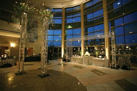 Wedding Venues. Grand Lakefront view at Mobile Museum of