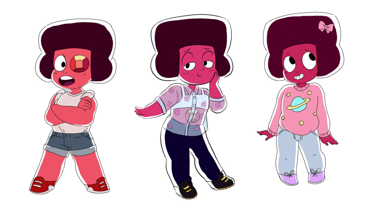 I really really really love the rubies!!
