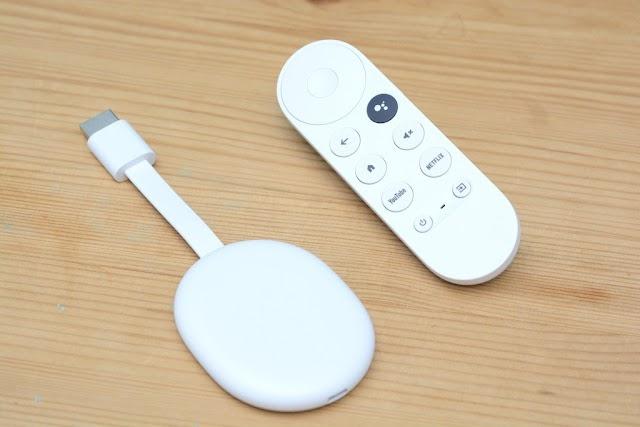 【舊電視升級智能電視】Google Chromecast with Google TV 支援語音操控、直接投射