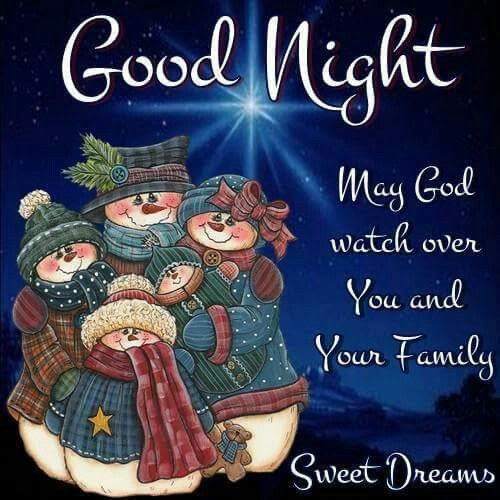 Good Night May God Watch Over You Pictures Photos And Images For