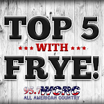 Wednesday's Top 5 With Frye - Samantha Laturno