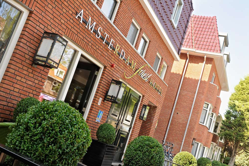 Amsterdam Forest Hotel Book directly for the best deal
