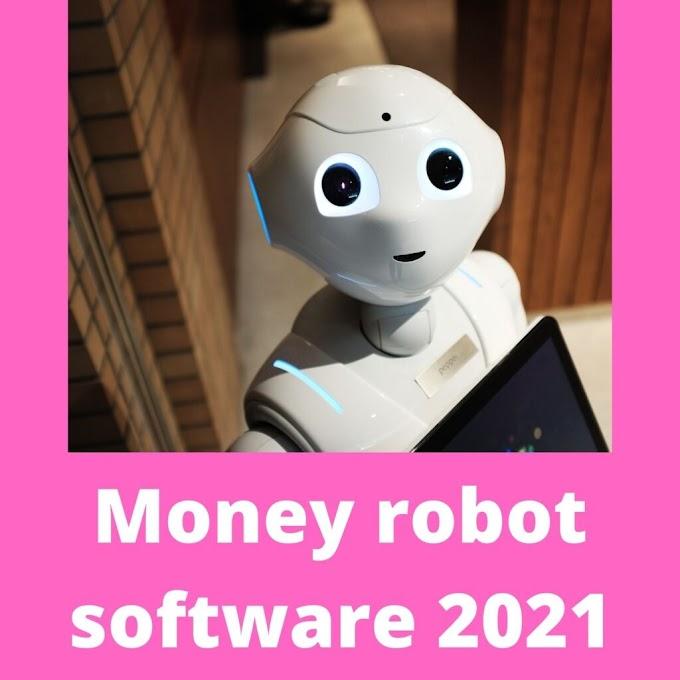 Money robot software