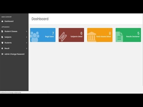 Restaurant Management System in PHP