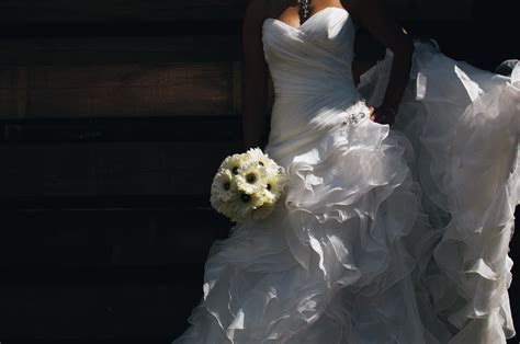 Free Images : person, woman, white, wedding dress, bride