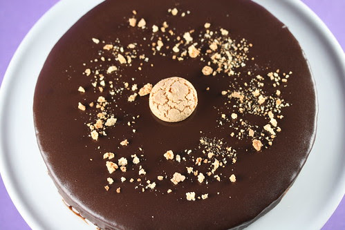 Food Librarian - Chocolate Amaretti Torte