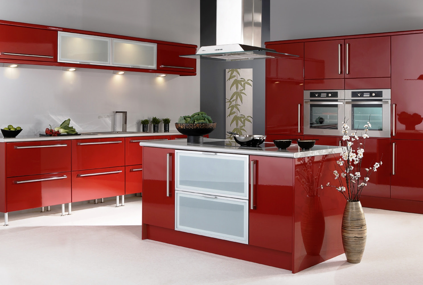 Top 18 Colorful Kitchens You Surely Want for Your Home