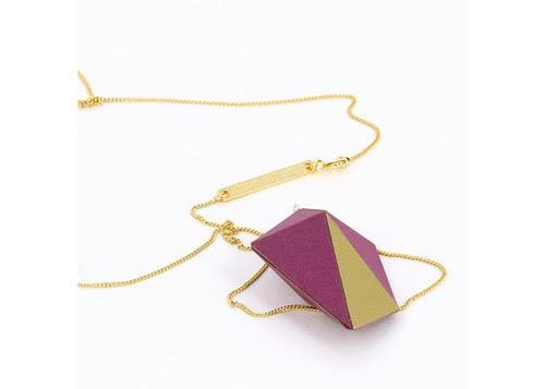 geometric-paper-necklace