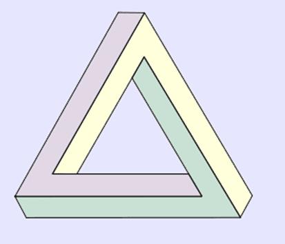 Το αδύνατο τρίγωνο L. S. Penrose and R. Penrose 1958