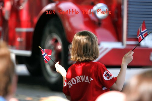 Syttende Mai Parade by Seattle Daily Photo