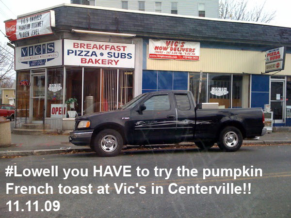 Vic's in Centerville