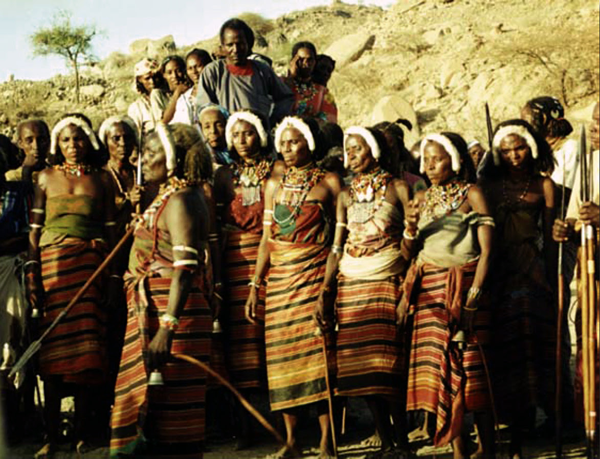 Eriteria Porn Delightful kunama people: eritrea`s indigenous matriarchal tribe that has