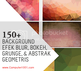 Download 150+ Gambar Background dan Wallpaper Efek Blur, Bokeh, Grunge, dan Abstrak Geometris