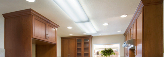 Fluorescent Fixtures - TLC Electrical