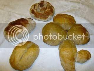 pão 4 farinhas