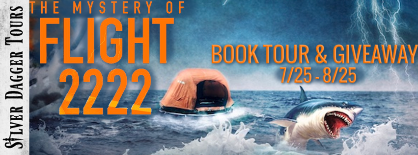 Book Tour & Giveaway: The Mystery of Flight 2222 by Thomas Neviaser