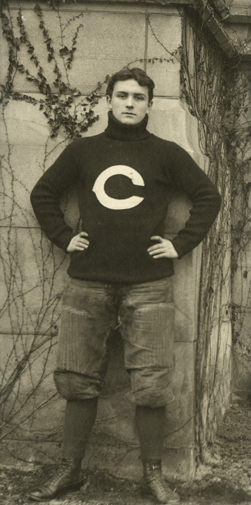 Edson Benton Cooke, University of Chicago Football Team in 1901