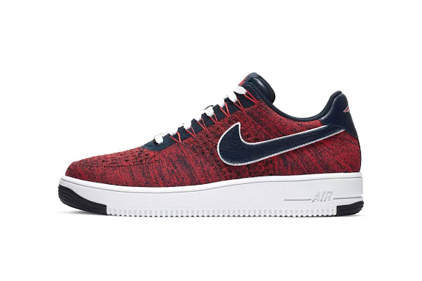 online store d3b0d 65840 Nike Honors the New England Patriots   Robert Kraft With Air Force 1 Ultra  Flyknit
