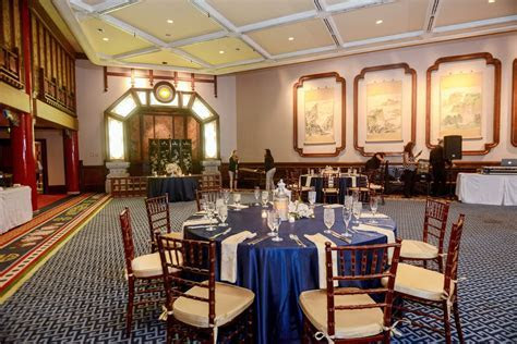 Great Hall of China ? Epcot ? Fairytale Weddings Guide