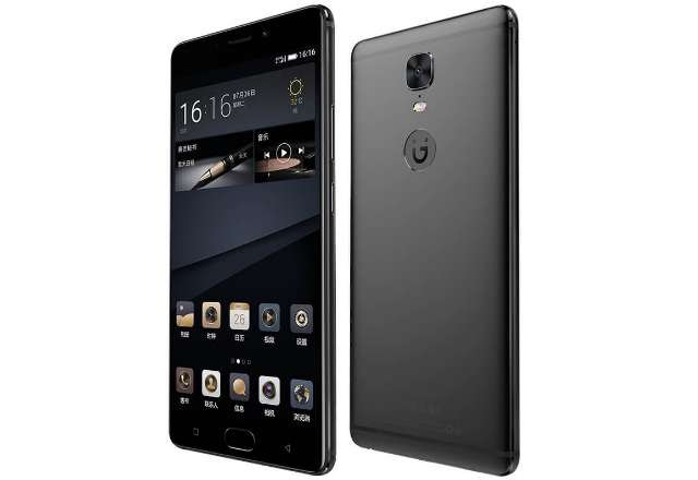 Gionee M6S Plus with 256GB Storage, 6GB RAM, 6020mAh Battery Launched