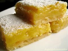 Lemony Lemon Bars
