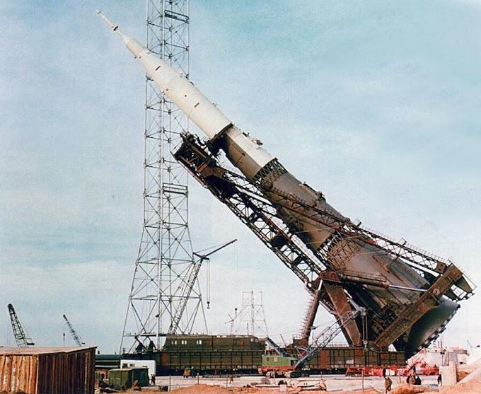 Porque a Mãe Rússia não conseguiu chegar à Lua