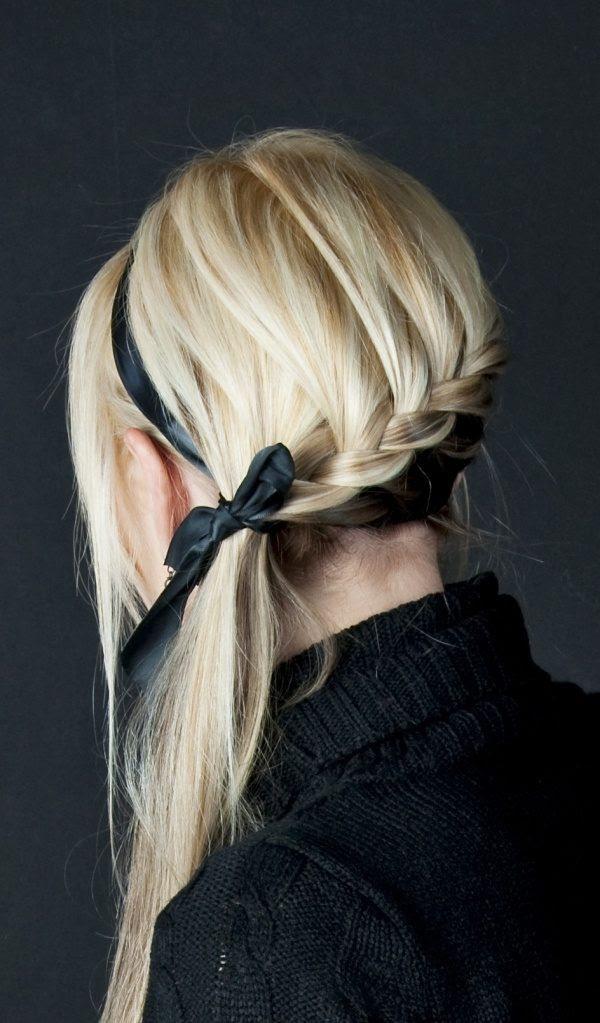 frisuren lange haare haarband trendige kurzhaarfrisuren. Black Bedroom Furniture Sets. Home Design Ideas