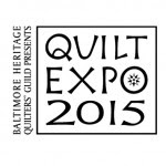 QUILT EXPO 2015 one inch