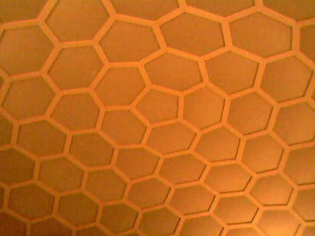 Cineramadome Ceiling