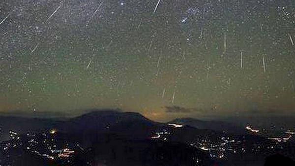 Se prevee para esta noche una lluvia de meteoritos. (NASA)