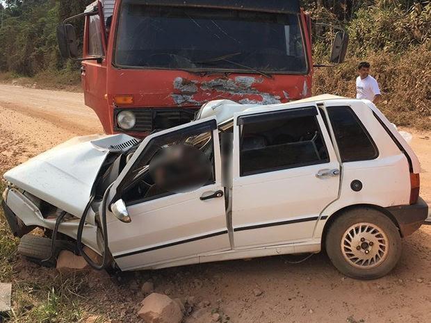 Pastor, mulher, irmão e quatro filhos morrem em acidente em Mato Grosso (Foto: Divulgação)