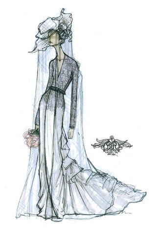 Kate's Wedding Dress :  wedding nyc wedding dress 28sot36 Image and video hosting by TinyPic