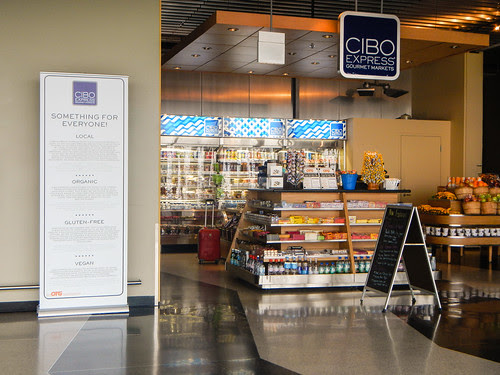 Cibo Express at ORD
